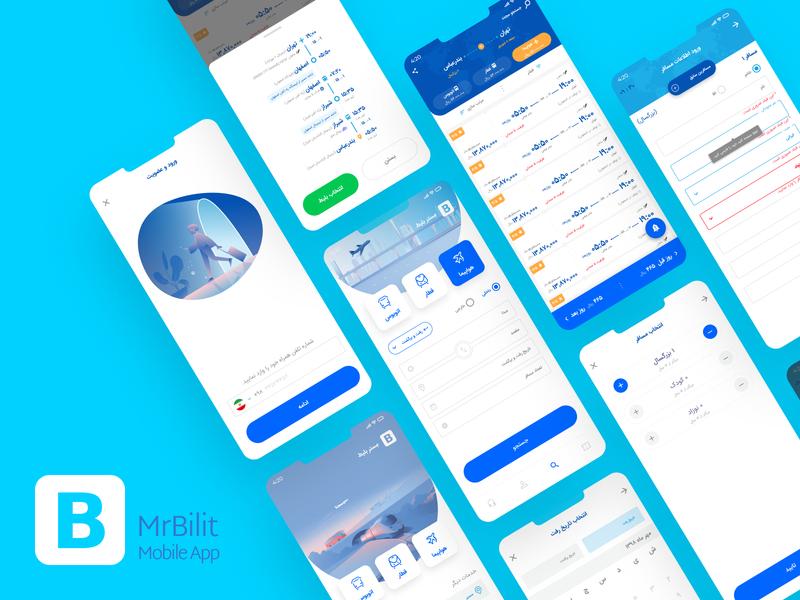 MrBilit App