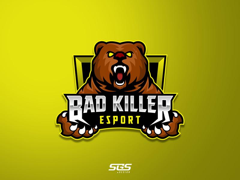 logo BAD KILLER