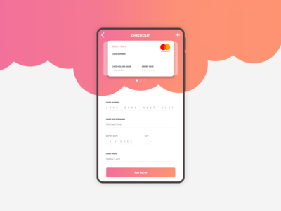 Checkout Page Design - Daily UI