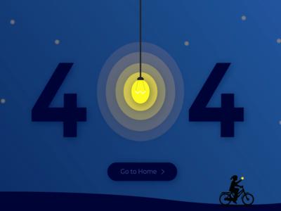 404 - Daily UI 006
