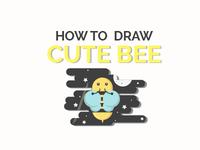 BEE FLATDESIGN