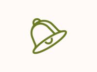 Minimal Bell Logo