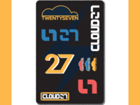 Cloud27 Brand Sheet Shot