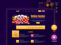 Casine Casino & Gambling Website