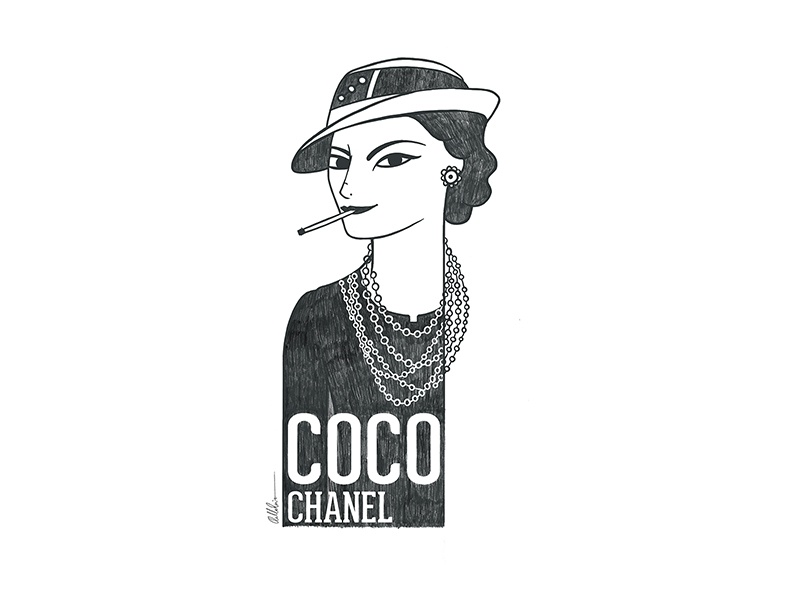 Image result for coco chanel style""