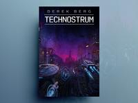 TechnoStrum Poster Design