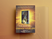 Jewel Wasp Book Will Change Your Life Poster Design