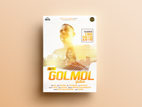 Golmol Poster Design