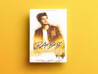Rabb Manneya Poster Design