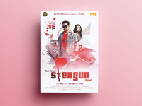 Stengun Poster Design