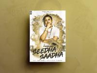 Pardhaan Seedha Saadha Poster Design
