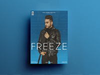 Freeze Poster Design