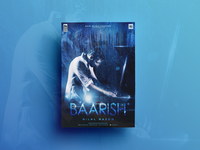 Baarish Song Poster Design