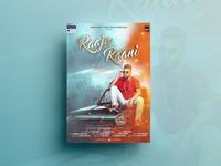 Raaja Raani Poster Design