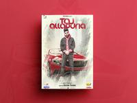 Taj Allapuria Poster Design