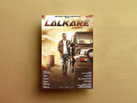 Lalkare Poster Design