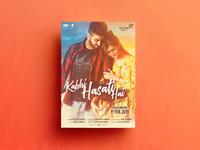 Kabhi Hasati Hai Poster Design
