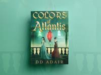 Colors Of Atlantis Poster Design