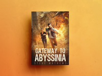 Gateway To Abyssinia Poster Design