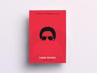 Lenny Kravitz Poster Design