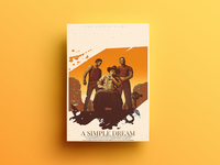 A Simple Dream Poster Design