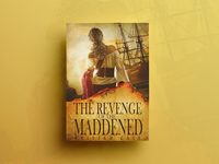 The Revenge Of The Maddened Poster Design
