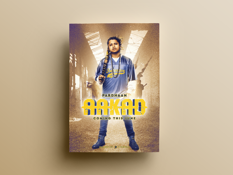 AAkad Poster Design