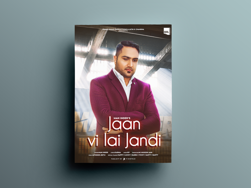 Jann Vi Lai Jandi Poster Design