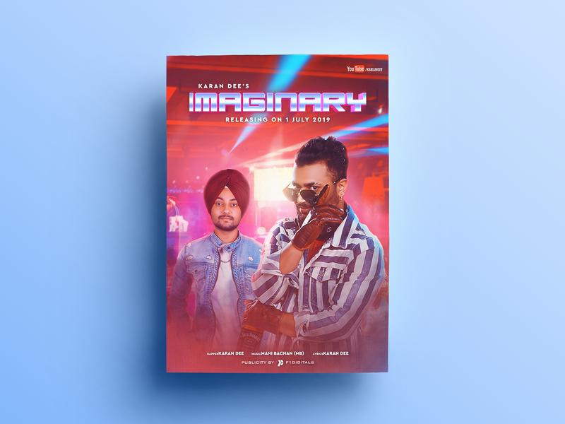 Imaginary Poster Design