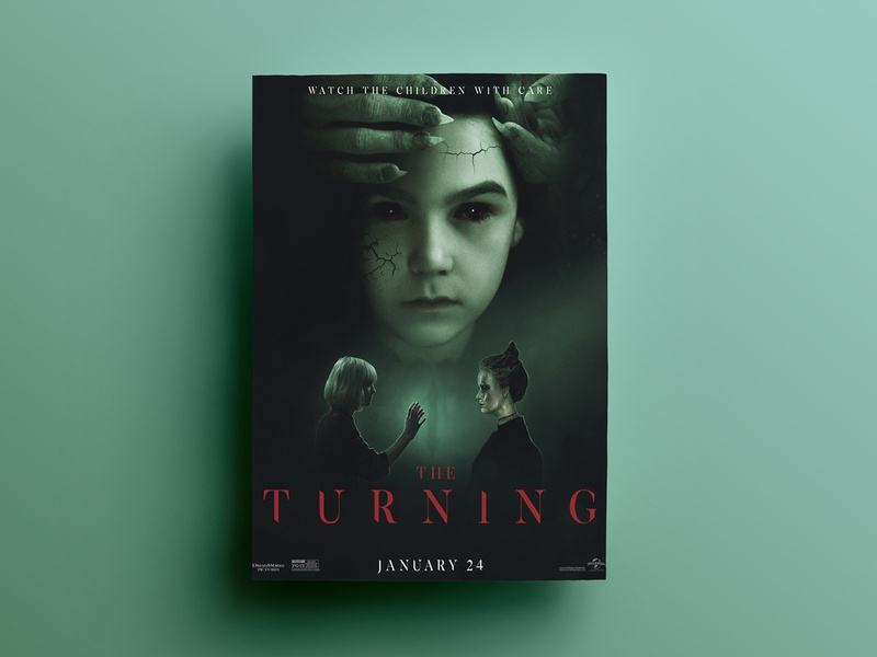 Turning Poster Design