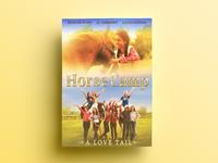Horse Camp Poster Design