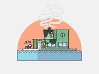 Homes - Fishing Shack