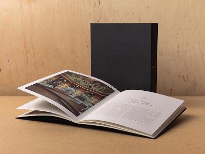 Angel Wawel - Brochure unifikat design branding studio editorial design