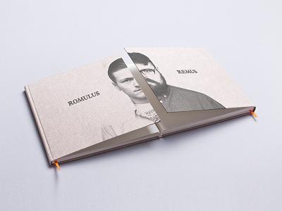 Romulus x Remus Photo Story unifikat studio editorial brochure design branding