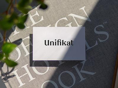 Unifikat Design Studio editorial unifikat design branding studio