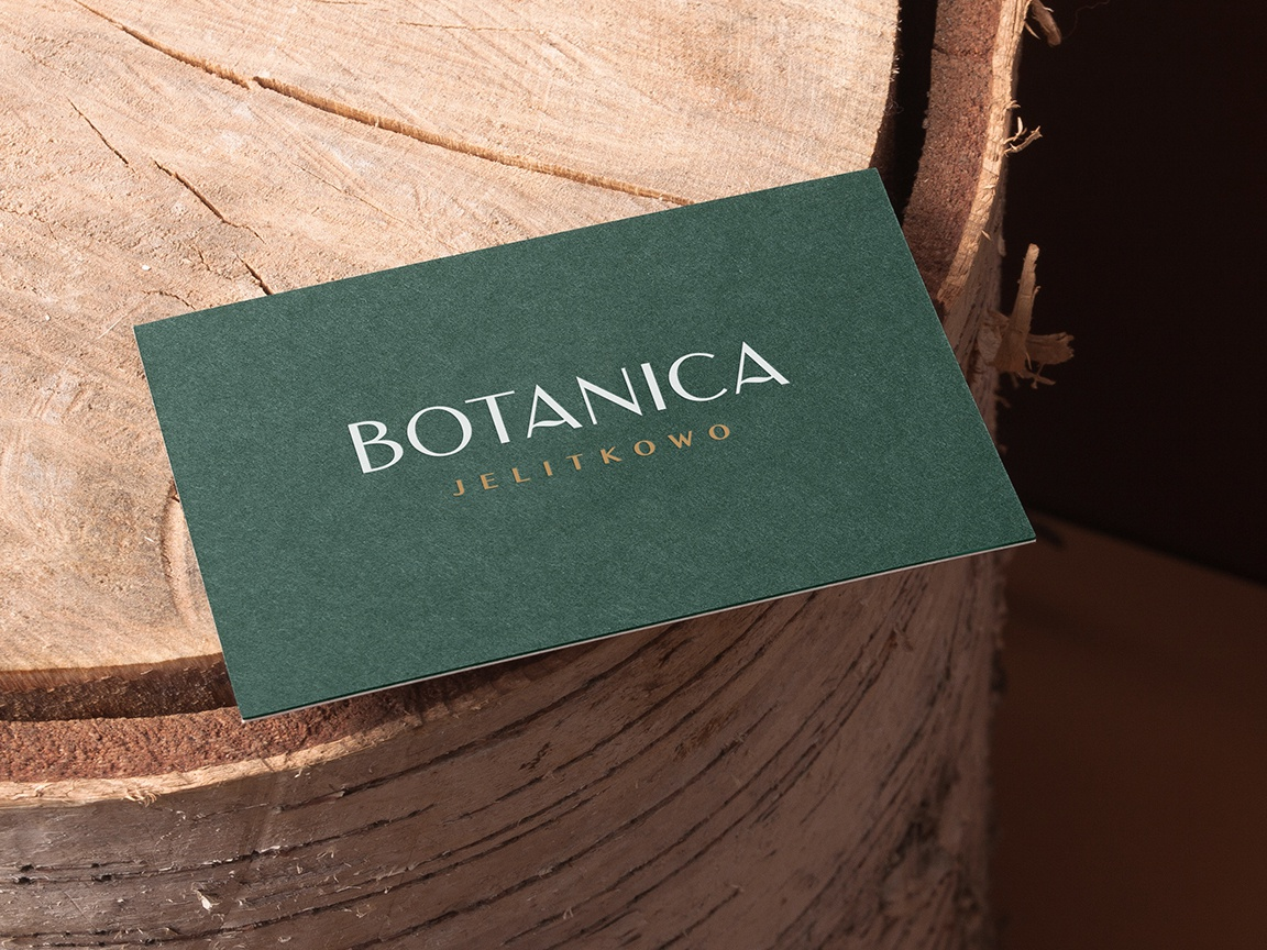Botanica - Branding apartment identity designer typography luxury brand brochure unifikat brand materials apartments luxury editorial design logo real estate identity branding design