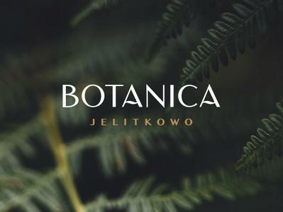 Botanica - Branding apartments luxury editorial design apartment real estate logo identity studio branding design