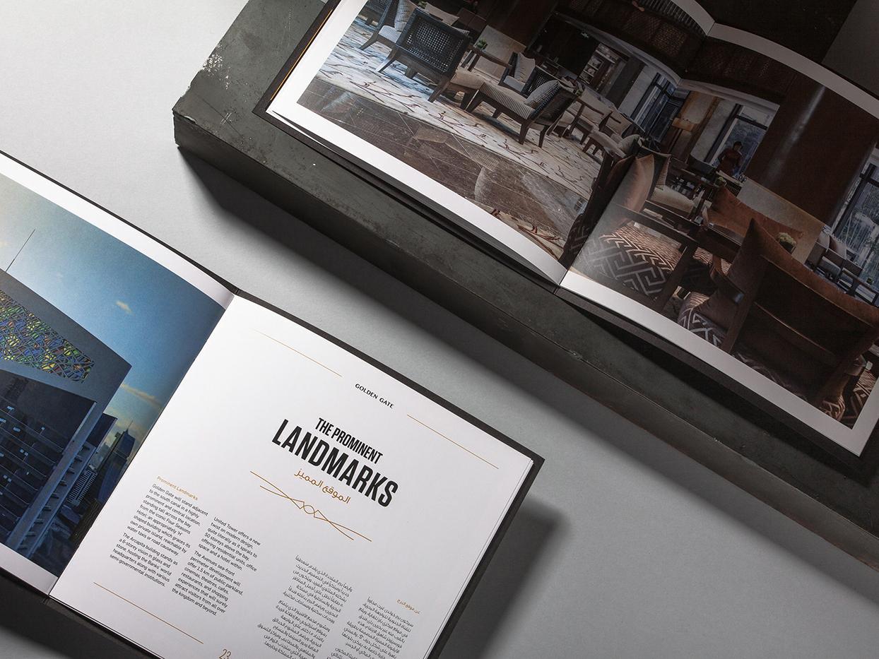 GG Project apartment editorial apartments typography editorial design identity studio branding unifikat design