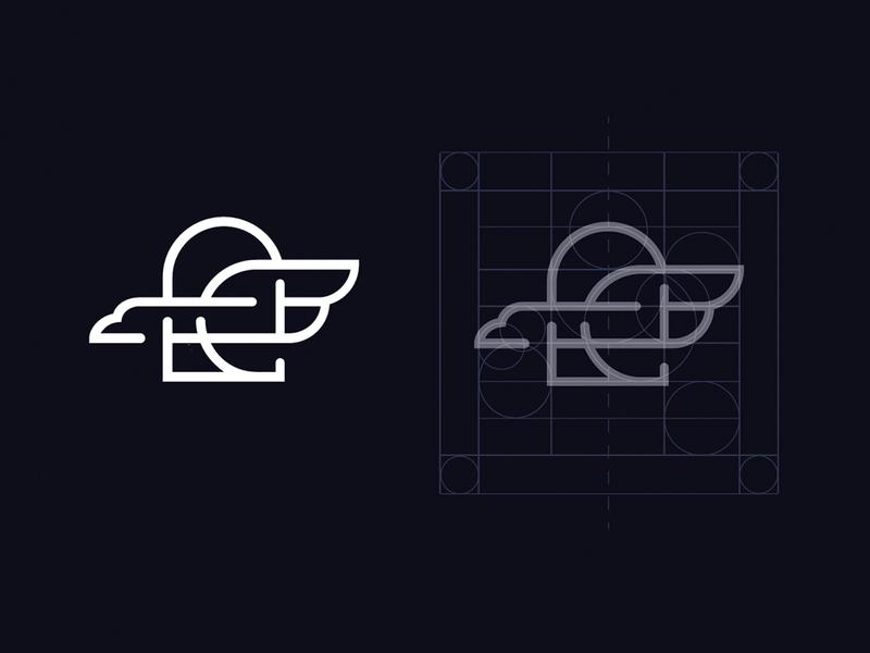 Logofolio vol. four brand materials vector real estate luxury logo identity studio branding unifikat design