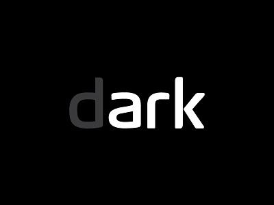 Dark brochure branding business card graphics design business logo logo template dentist logo creative logo dark logo design dark logo logo