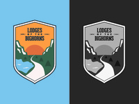 Lodges Of The Bighorns Logo
