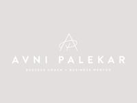 Avni Palekar Brand Design   AP Logo Mark