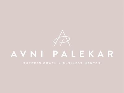 Avni Palekar Brand Design   AP Logo Mark logo mark logo design brand design branding