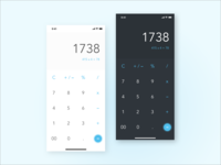 UI Challenge - Calculator