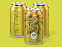 Boxcar Brewing Co: Mango Ginger