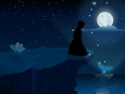 Hope blue figma design graphicdesign graphic design animation illustration animation design animation 2d illustration digital illustration design illustration