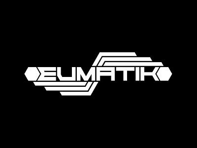 Eumatik Logo design logo music