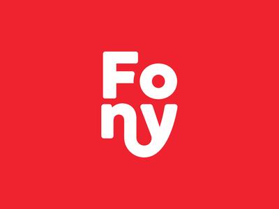 Fony brand idea