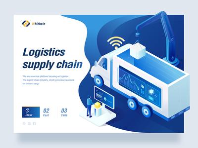 Supply chain Web design 3