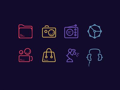 30 line icon [Freebies]